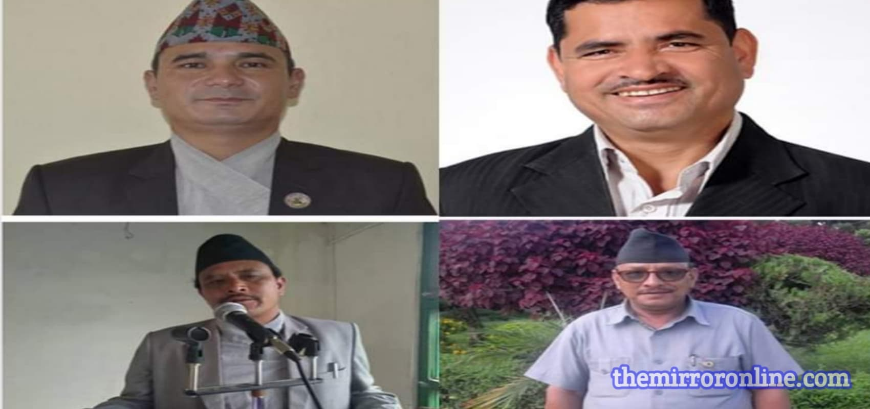 4 uml leaders who did not follow party whip