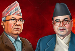 Eleven leaders, including Nepal and Khanal, expelled from UML