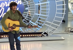 Nepali youth Divesh in the top seven of American Idol