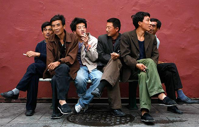 Thirty million Chinese boys could not find a girl to marry