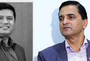 Yogesh Bhattarai is outraged after naming the airport after Rabindra Adhikari