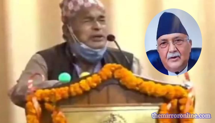 Congress leader warns of PM's assassination