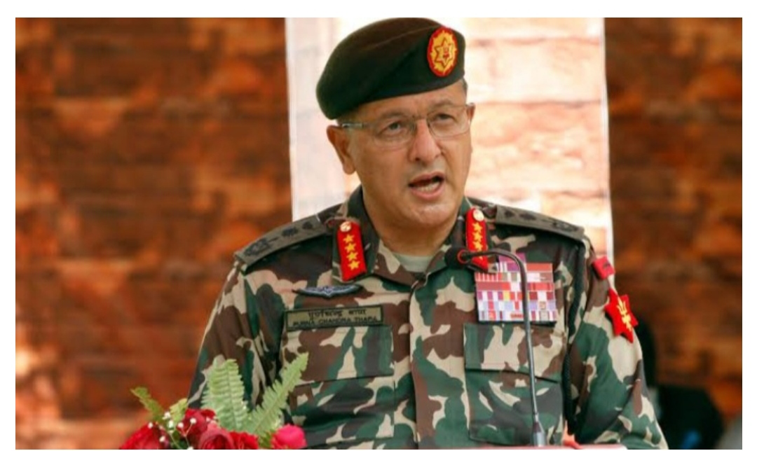 """""""I'm watching everything closely, please be patient"""": - Chief of Army Staff"""