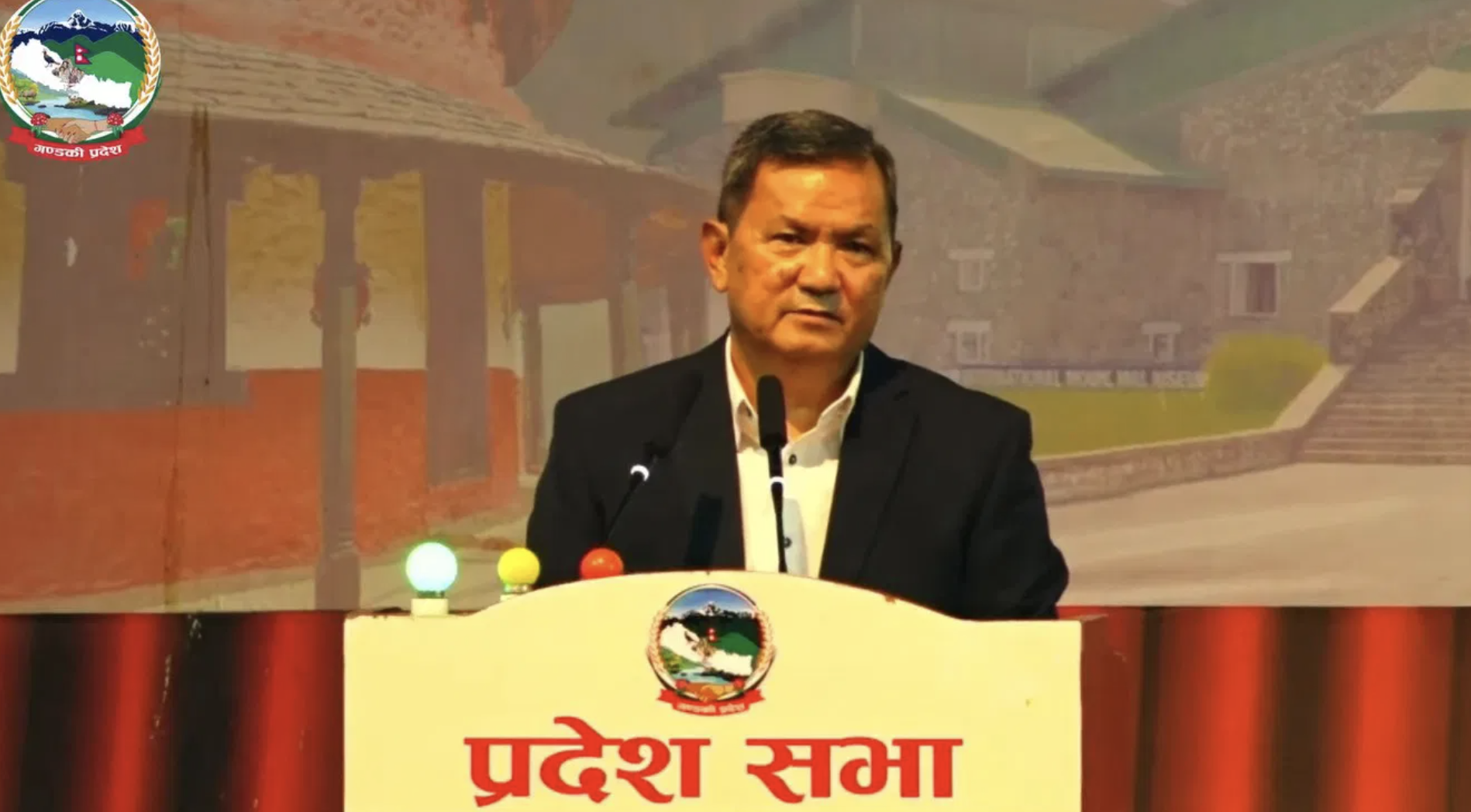 Gandaki Chief Minister Gurung resigns after no vote of confidence