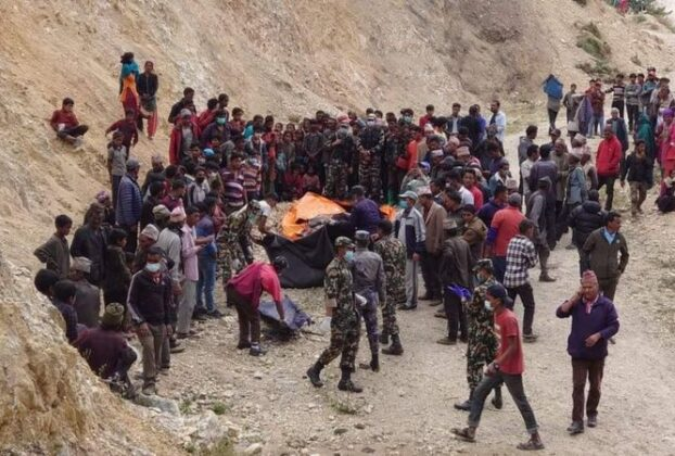 At least 32 people were killed in a tragic bus accident in Mugu on the eve of Dashain